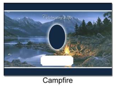 Campfirecandle