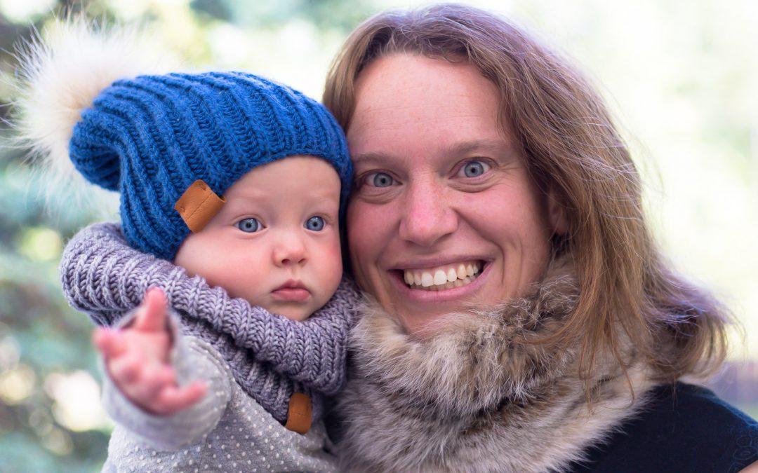 Valérie Théorêt and Adèle Roesholt