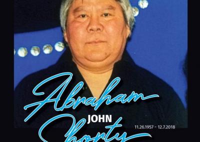 Abraham John Shorty